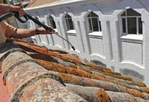 devis nettoyage de toiture Nans-les-Pins